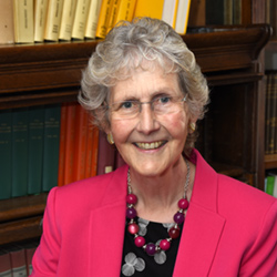 Ann Ballard - Course Tutor