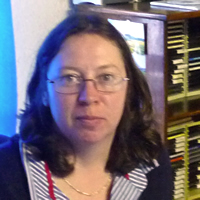 Sarah Bulson - Course tutor, Librarian and Lecturer