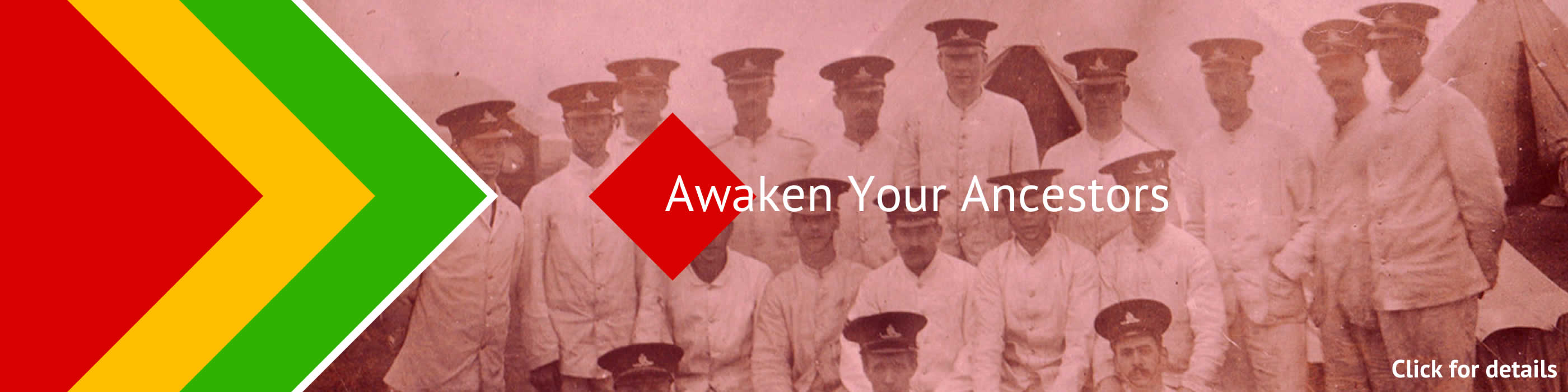 Awaken Your Ancestors - The Family History Correspondence Course